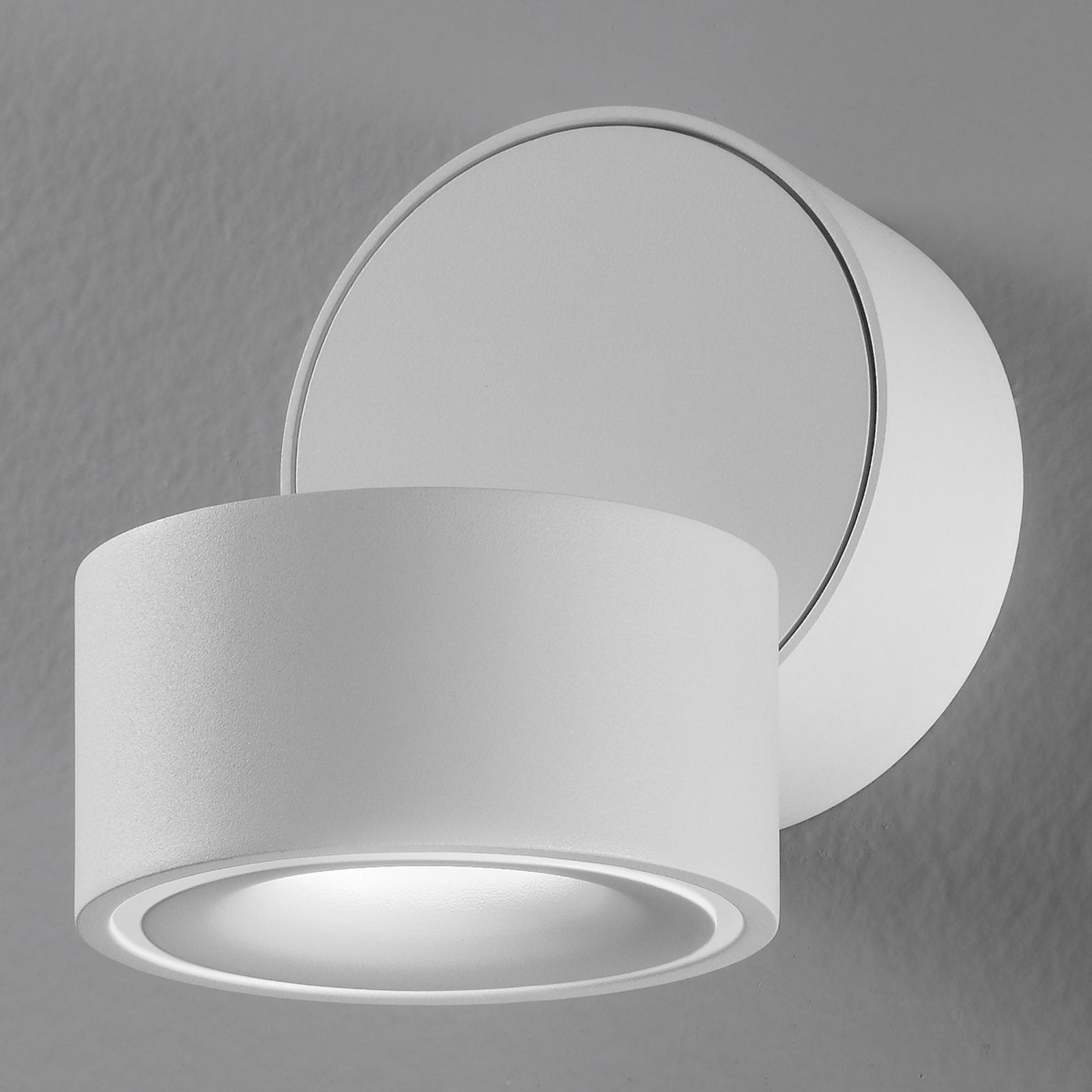 Dreh- und schwenkbarer LED-Strahler Clippo