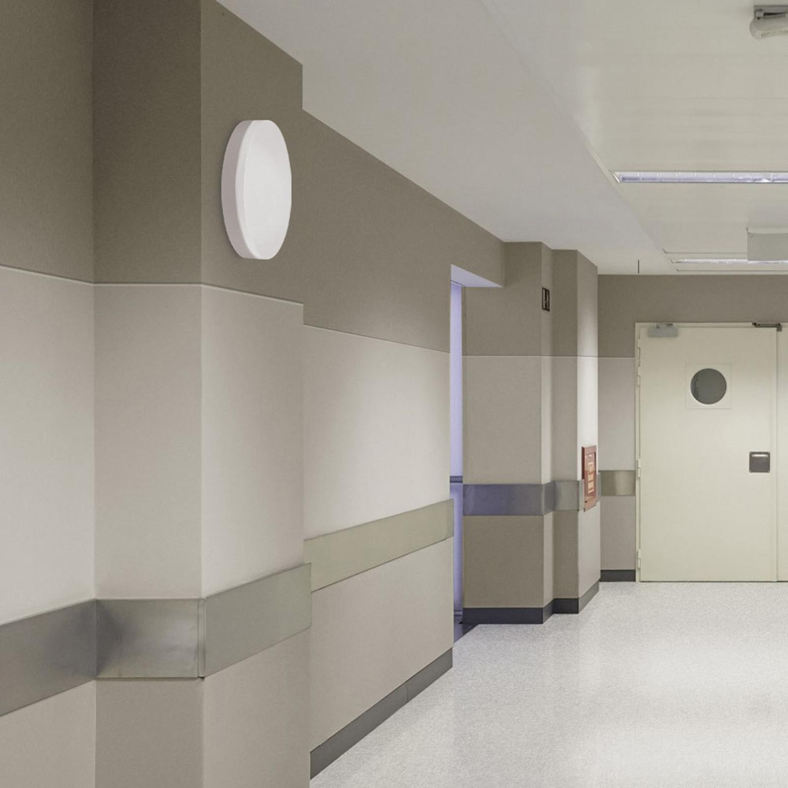 Lampa sufitowa LED do łazienki Madison, czujnik