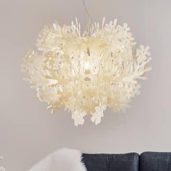 Splendida lampada a sospensione Fiorella