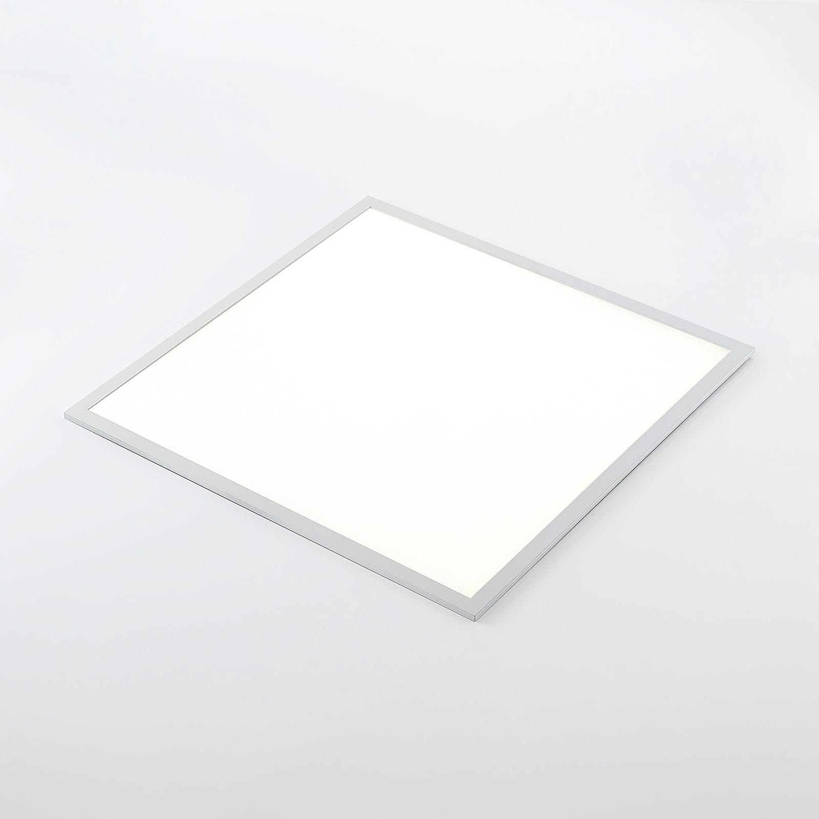 Arcchio Nesley panel LED, 62 cm, 4000K, biały