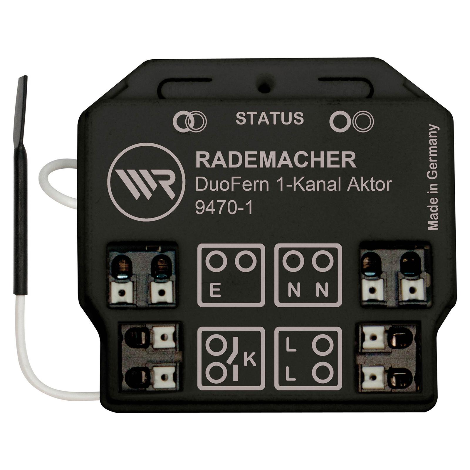 Rademacher DuoFern universal actuator 1 x 3,600W_8038045_1