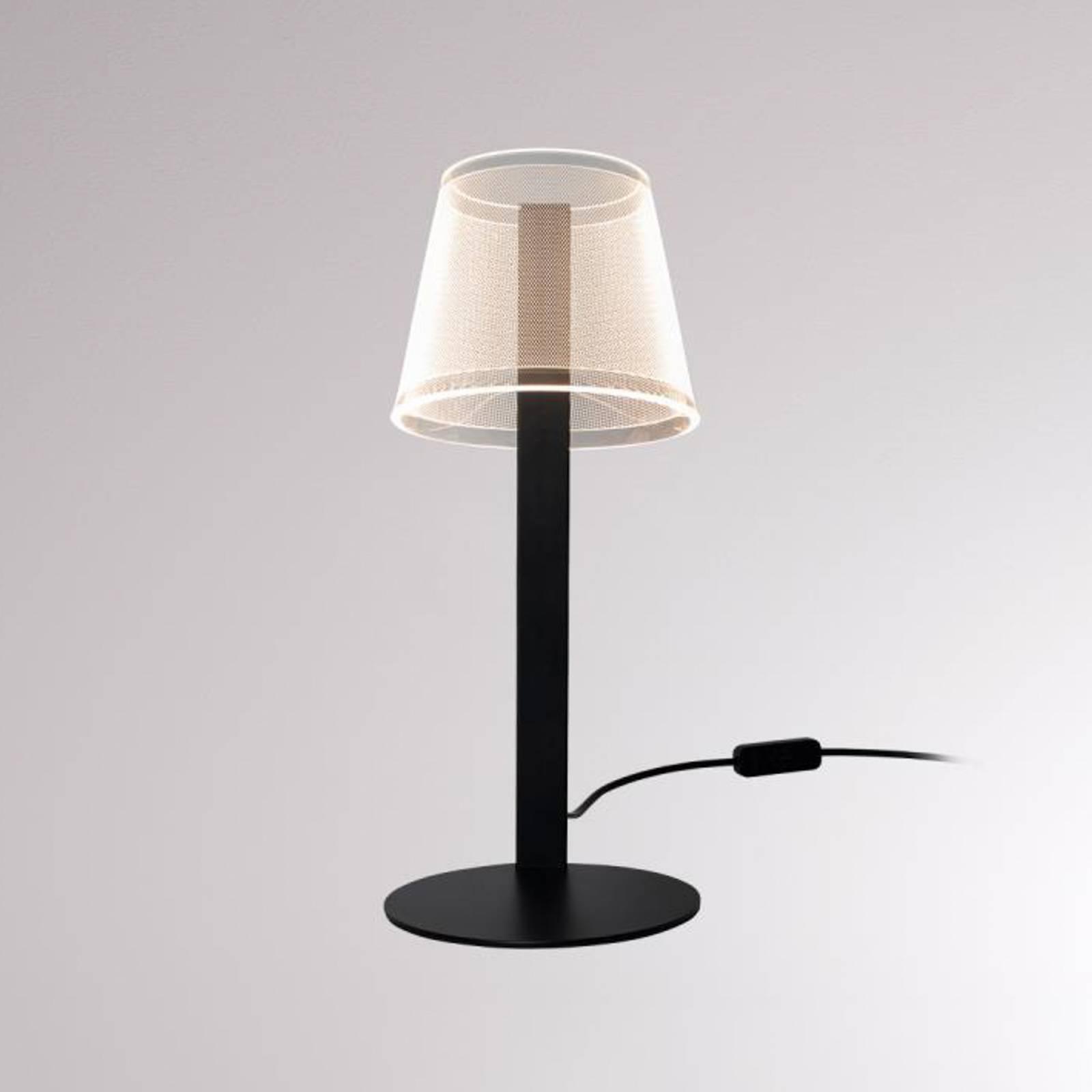 LOUM Teo LED-Tischleuchte mit Dimmer