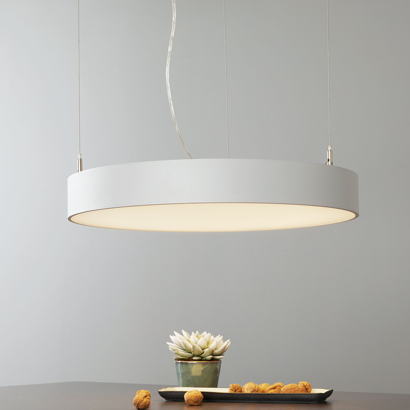 Arcchio Lio suspension LED, 3 000 K 60 cm