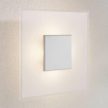 Dimmbare LED-Wandleuchte Lole aus Glas