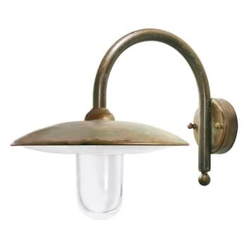Casale - stilfuld udendørsvæglampe i antikt look