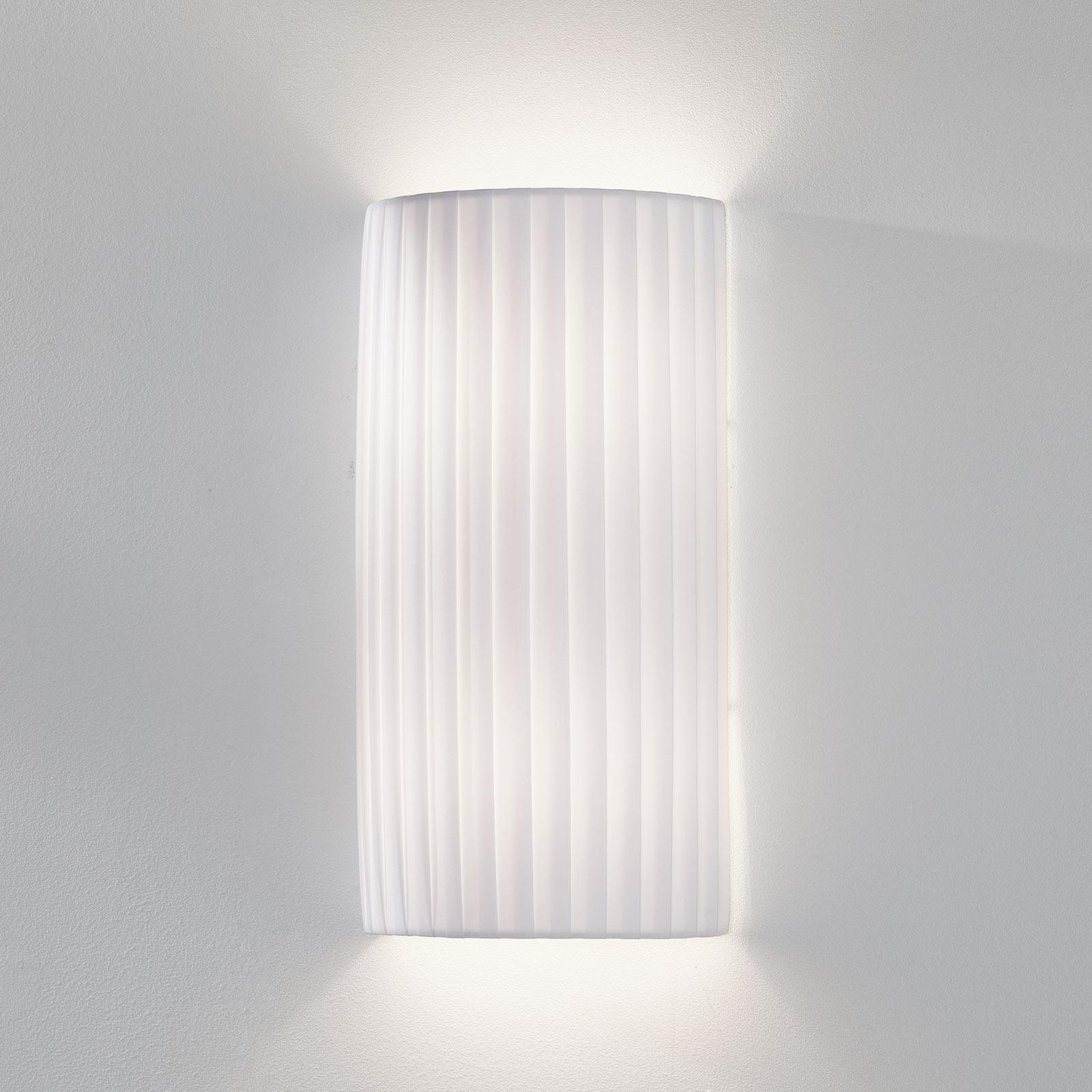 Univerzální nástěnné světlo Lisa bílé
