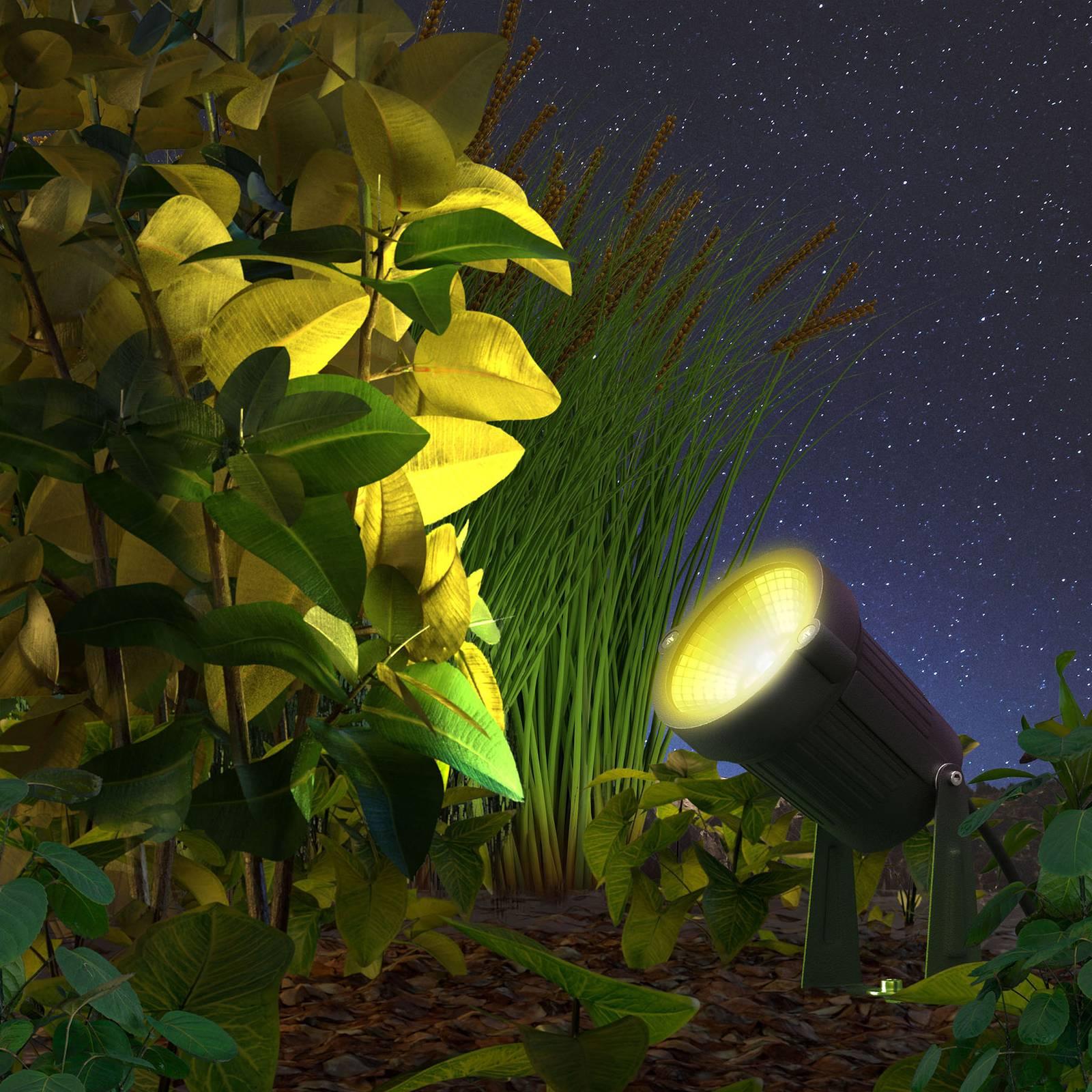 Innr LED-Außenstrahler Smart Outdoor, 3er Packung