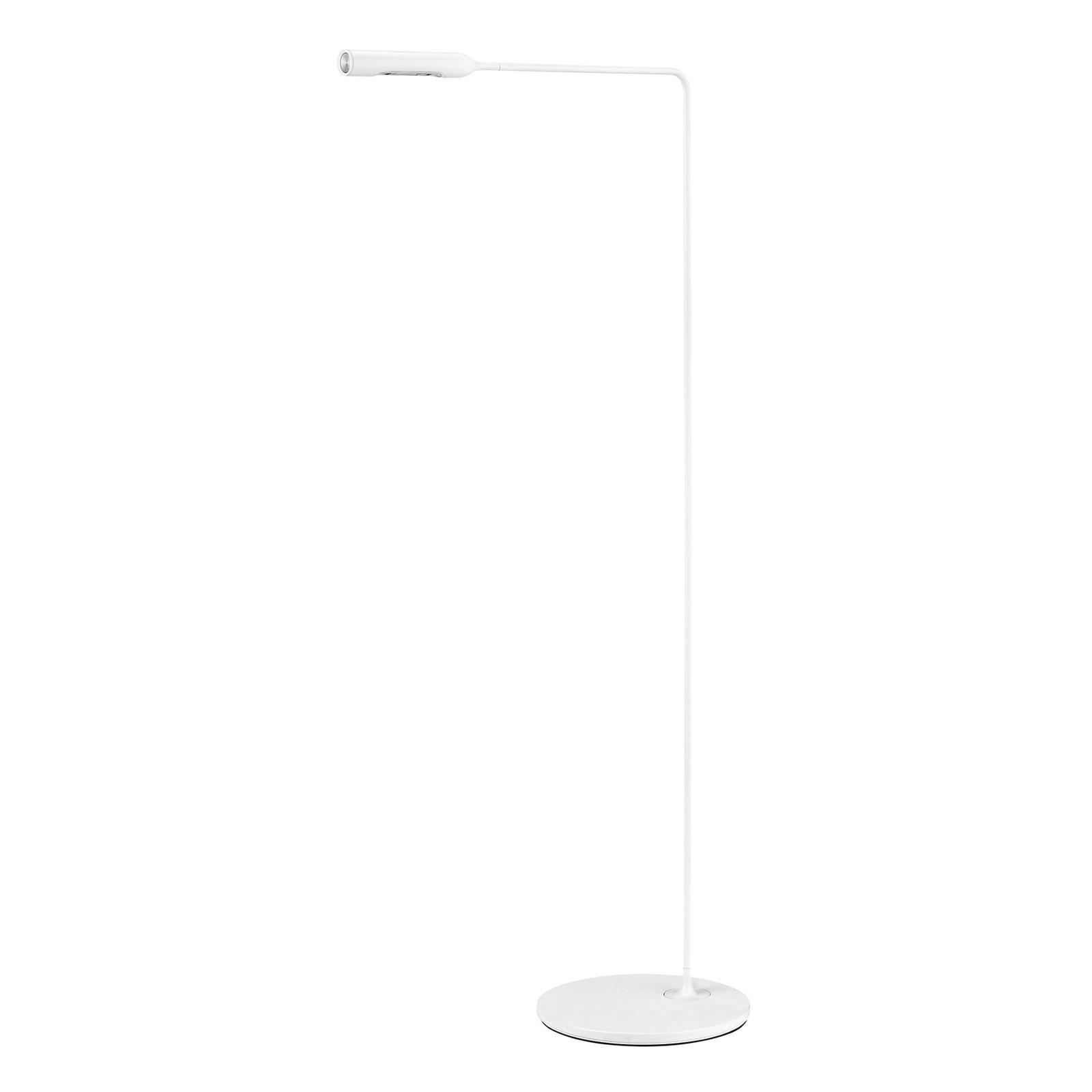 Lumina Flo LED-Stehleuchte 3.000K weiß