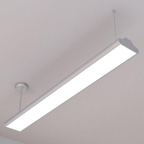 Kantoor hanglamp Lexine met LED's, universeel wit