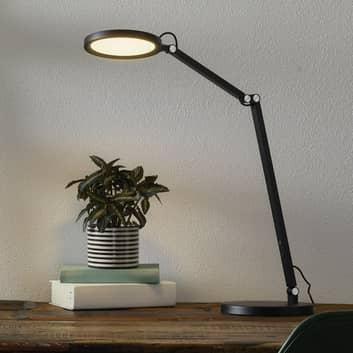 LED-työpöytälamppu Regina himmentimellä