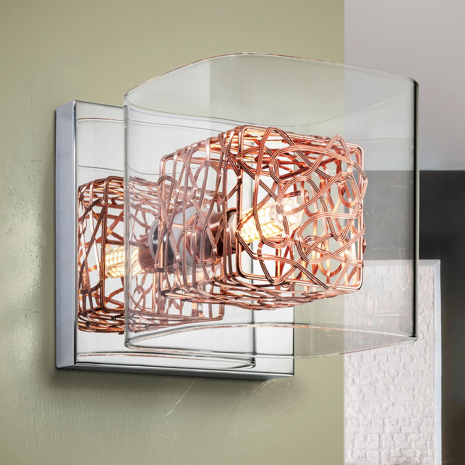 LED wandlamp Lios