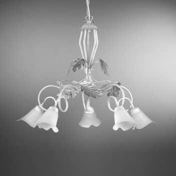 Marilena hængelampe, 5 lyskilder
