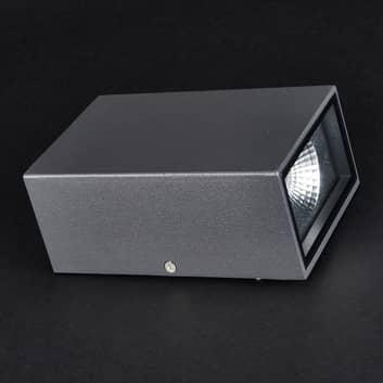 Aluminium led-buitenwandlamp Jale