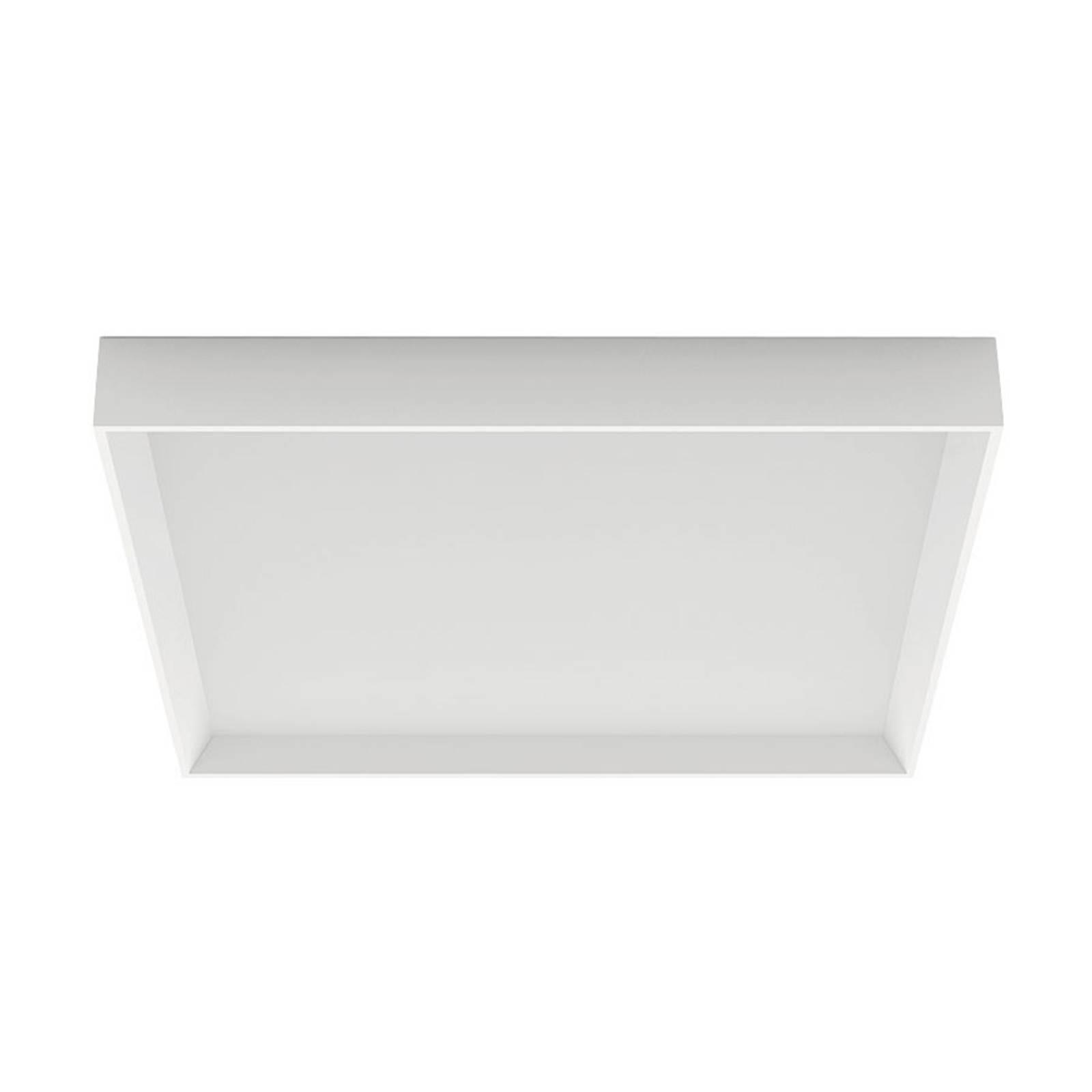 LED-Deckenleuchte Tara Q, eckig, 50 x 50 cm