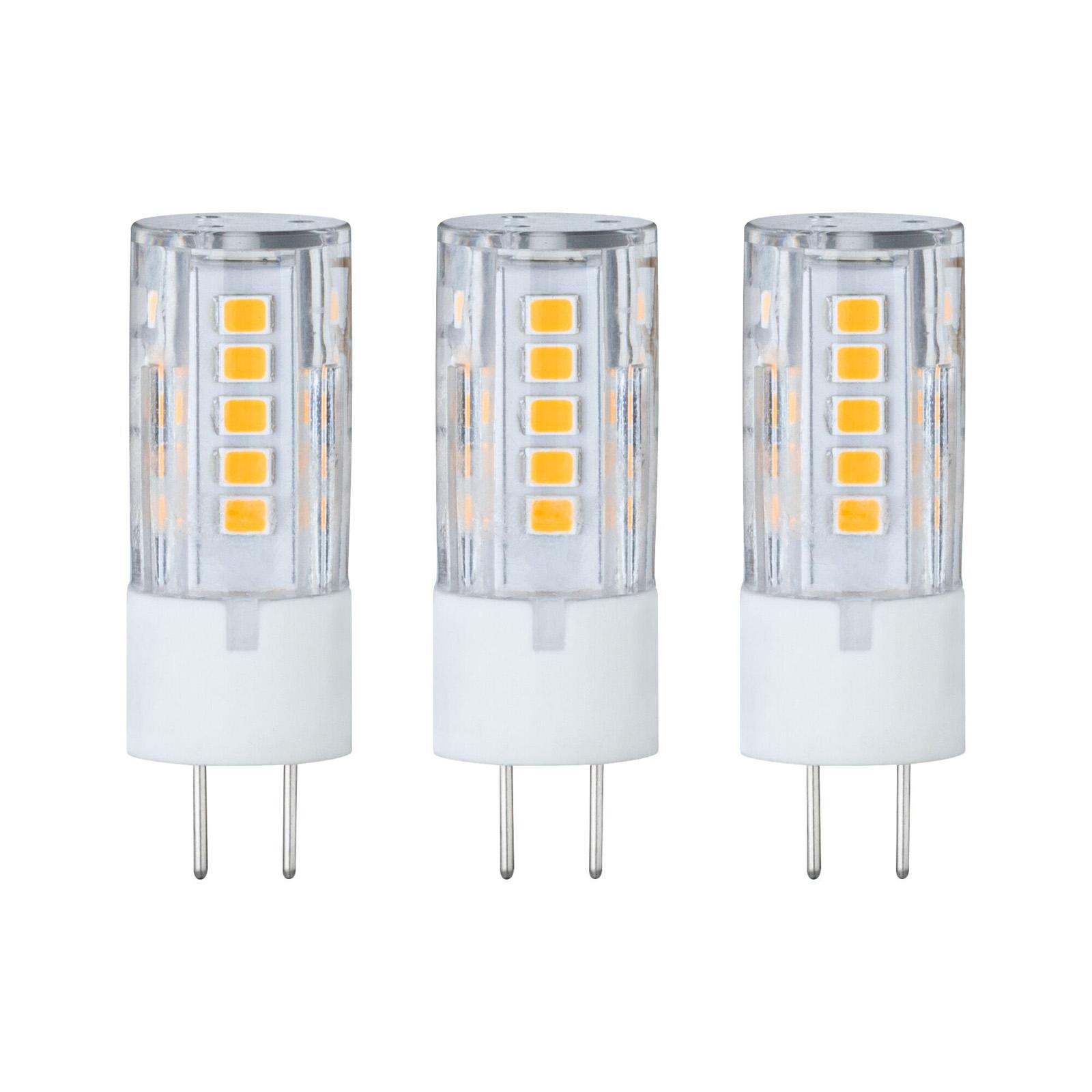 Paulmann LED-Stiftsockel GY6,35 3,5W 2.700K 3er