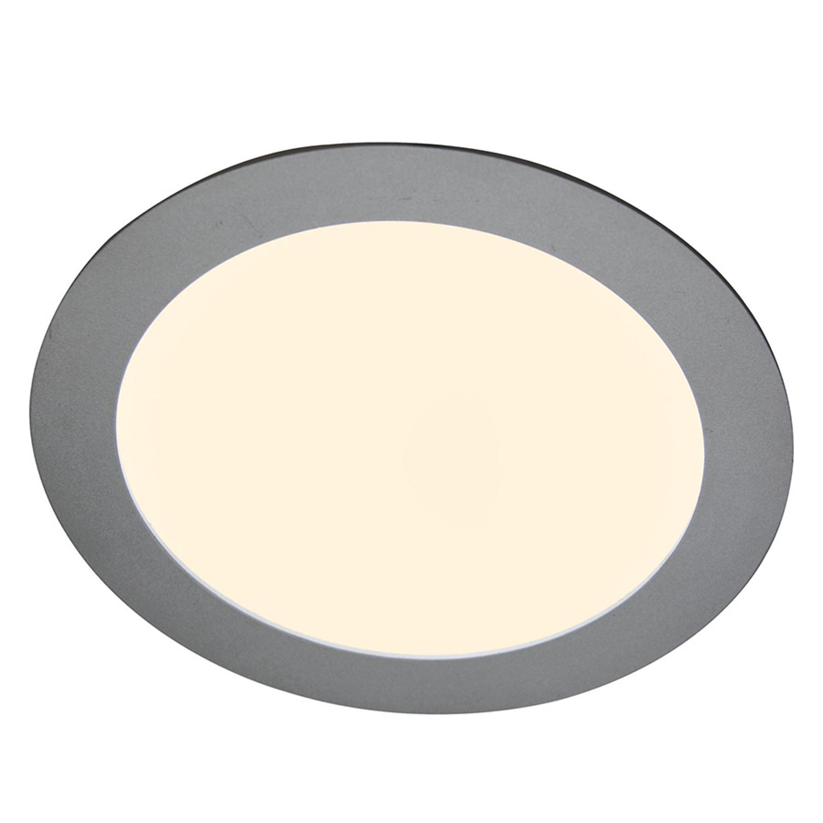 Für Bad und Außenbereich - Einlegepanel Justus LED