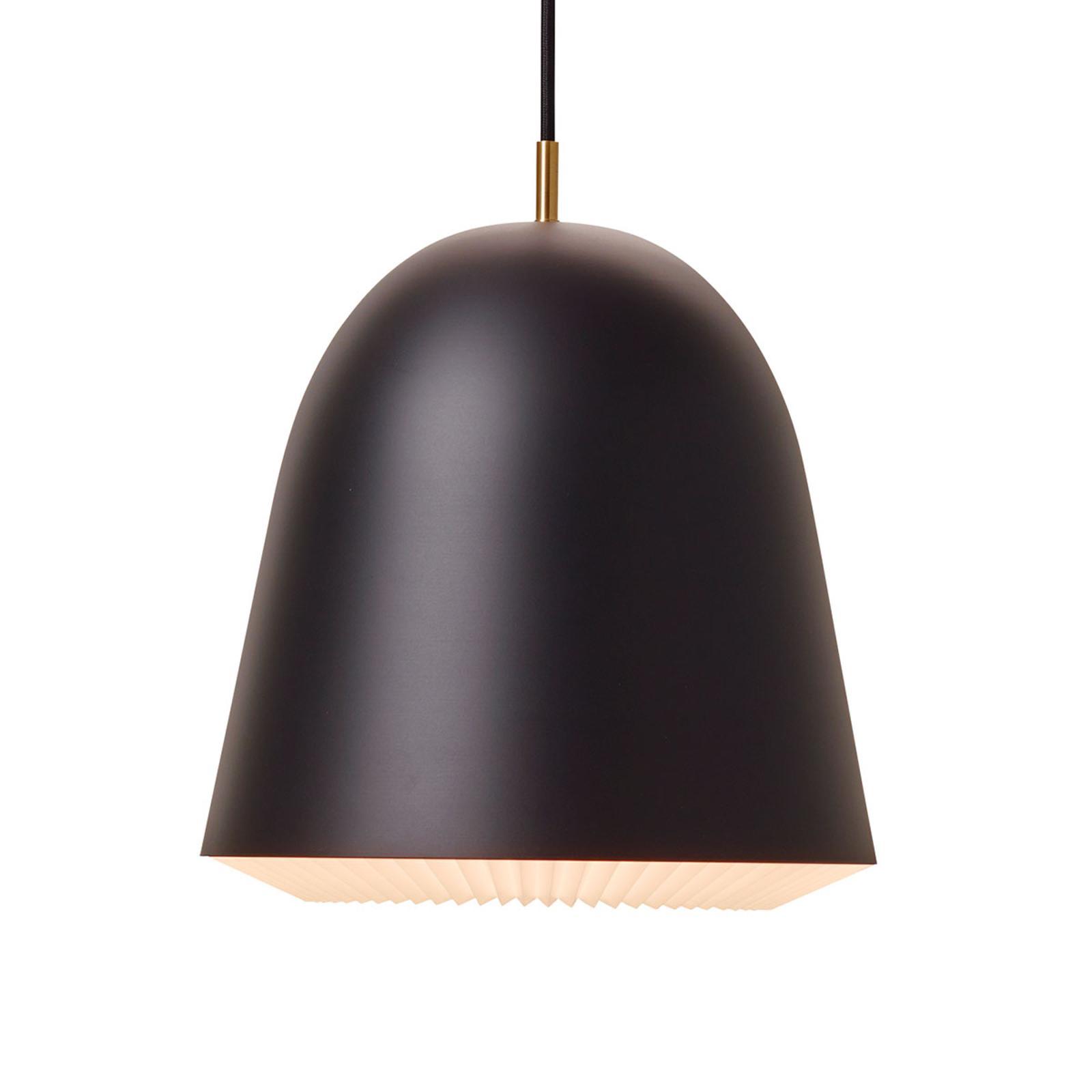 LE KLINT Caché - Pendelleuchte, schwarz, 30 cm