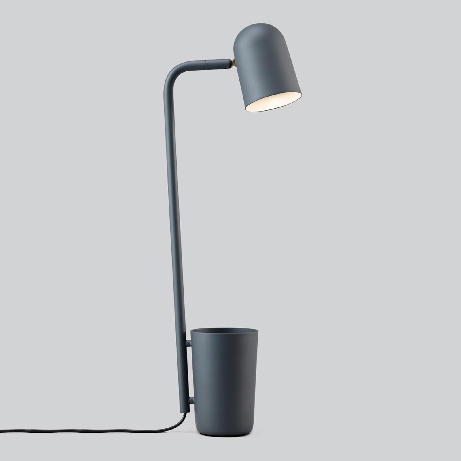 Northern Buddy - Bureaulamp, antraciet