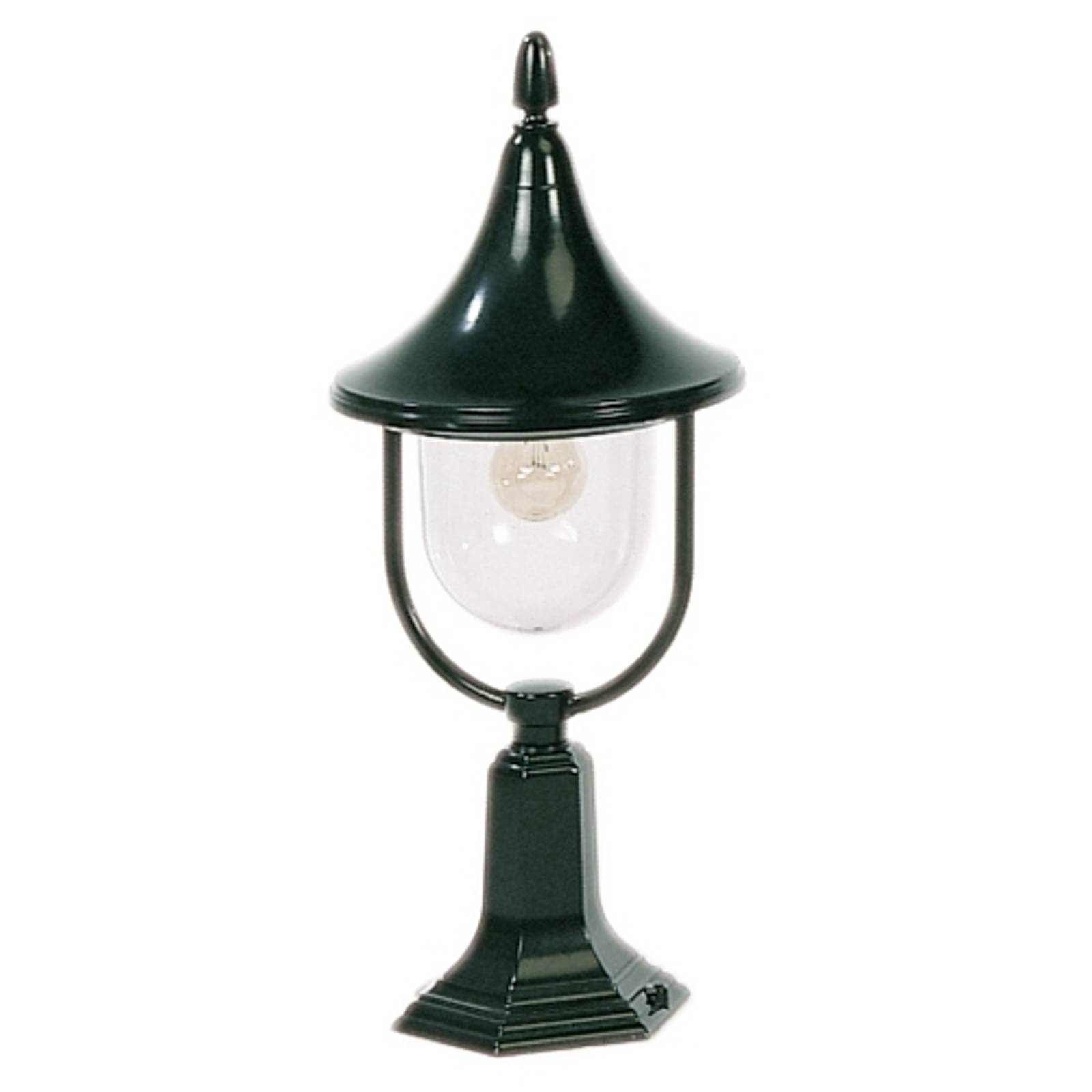 Charmante tuinpadverlichting Venetie, groen
