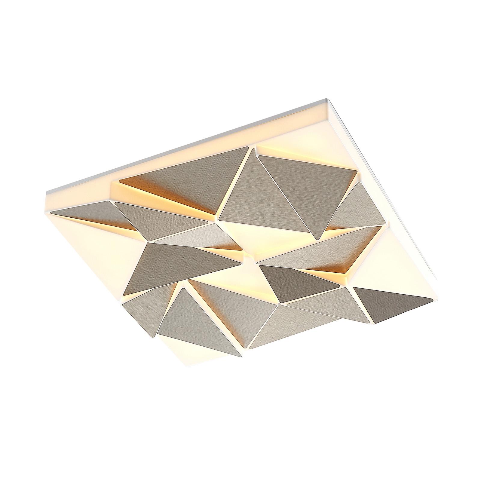 Lindby Ingmar LED-Deckenleuchte CCT, 40 cm