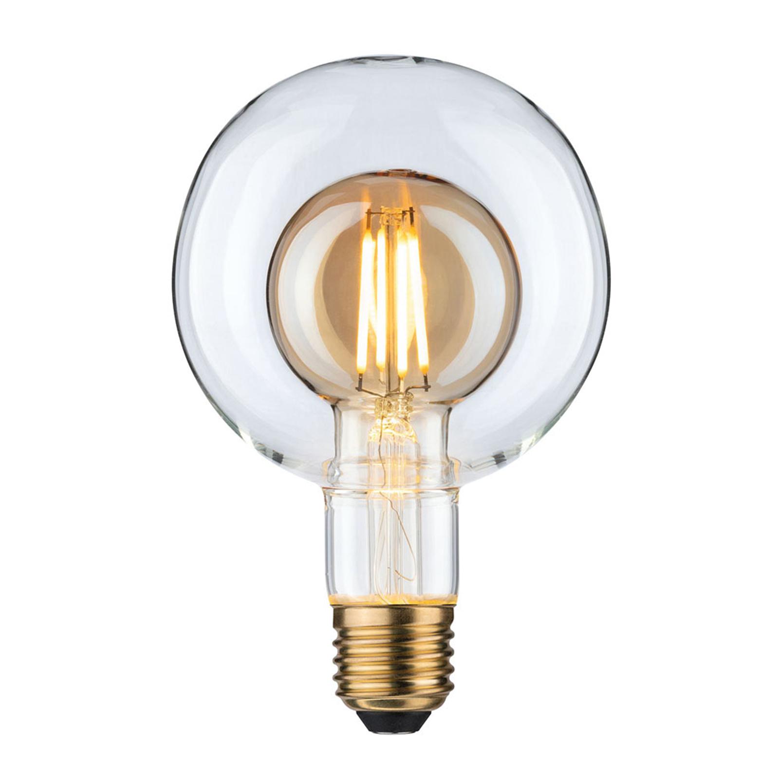 Paulmann LED-Globe E27 Inner Shape G95 4W gold
