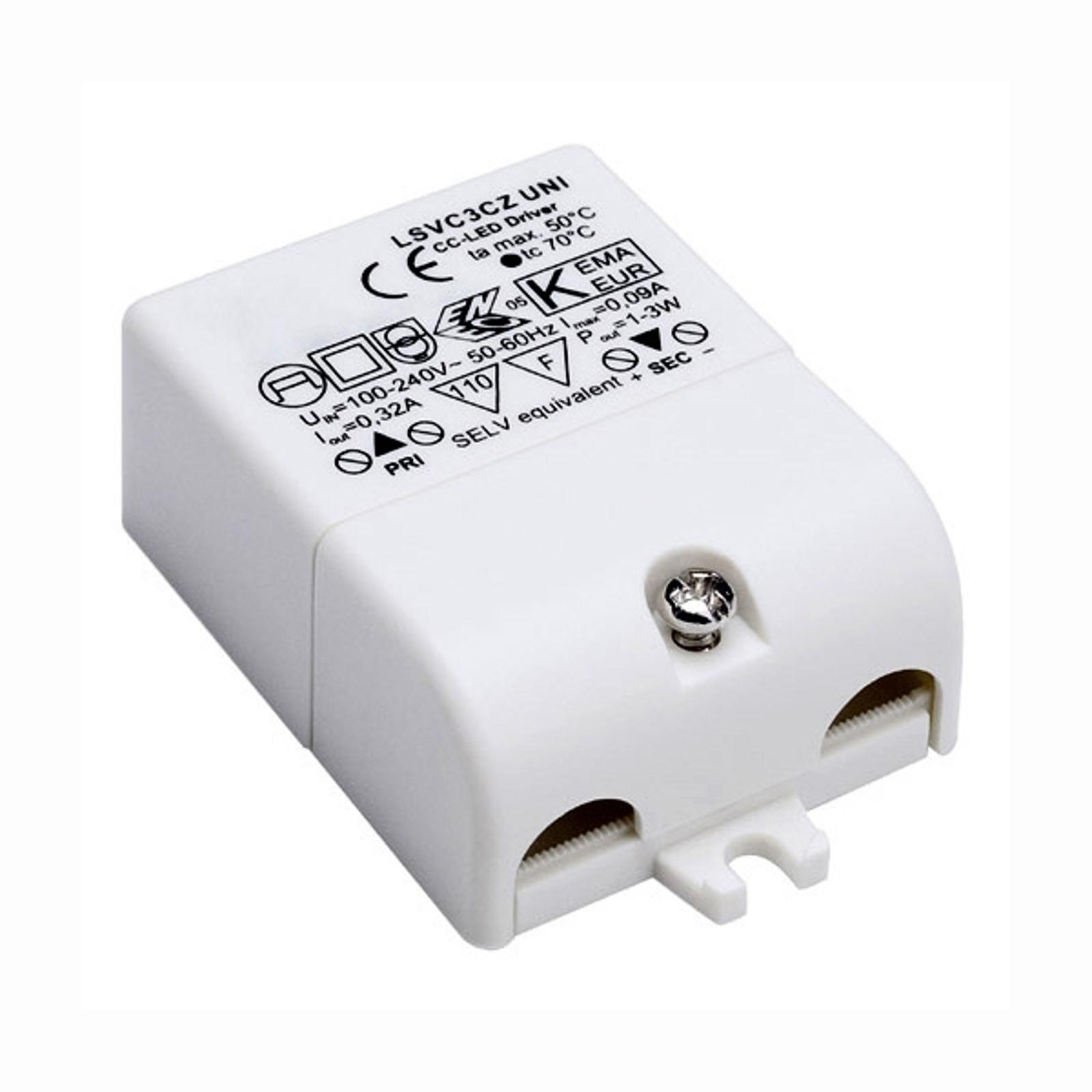LED driver 3 W 320mA