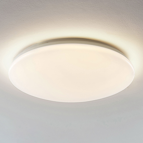LED-kattovalaisin Indika, värin vaihto CCT, pyöreä