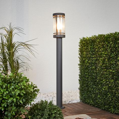 Djori moderne mørkegrå veilampe
