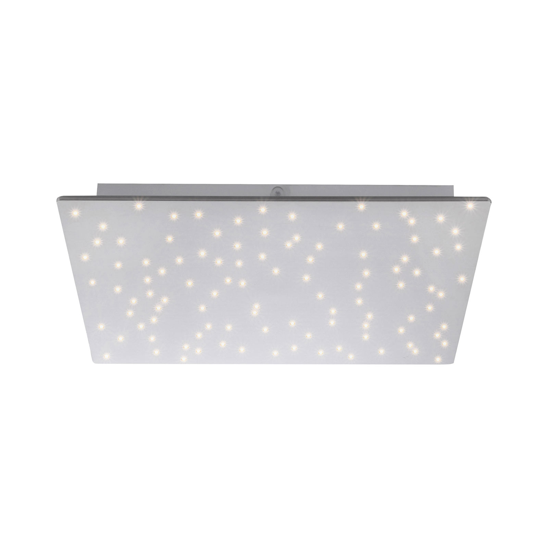 Plafonnier LED Sparkle, tunable white, 45 x 45 cm