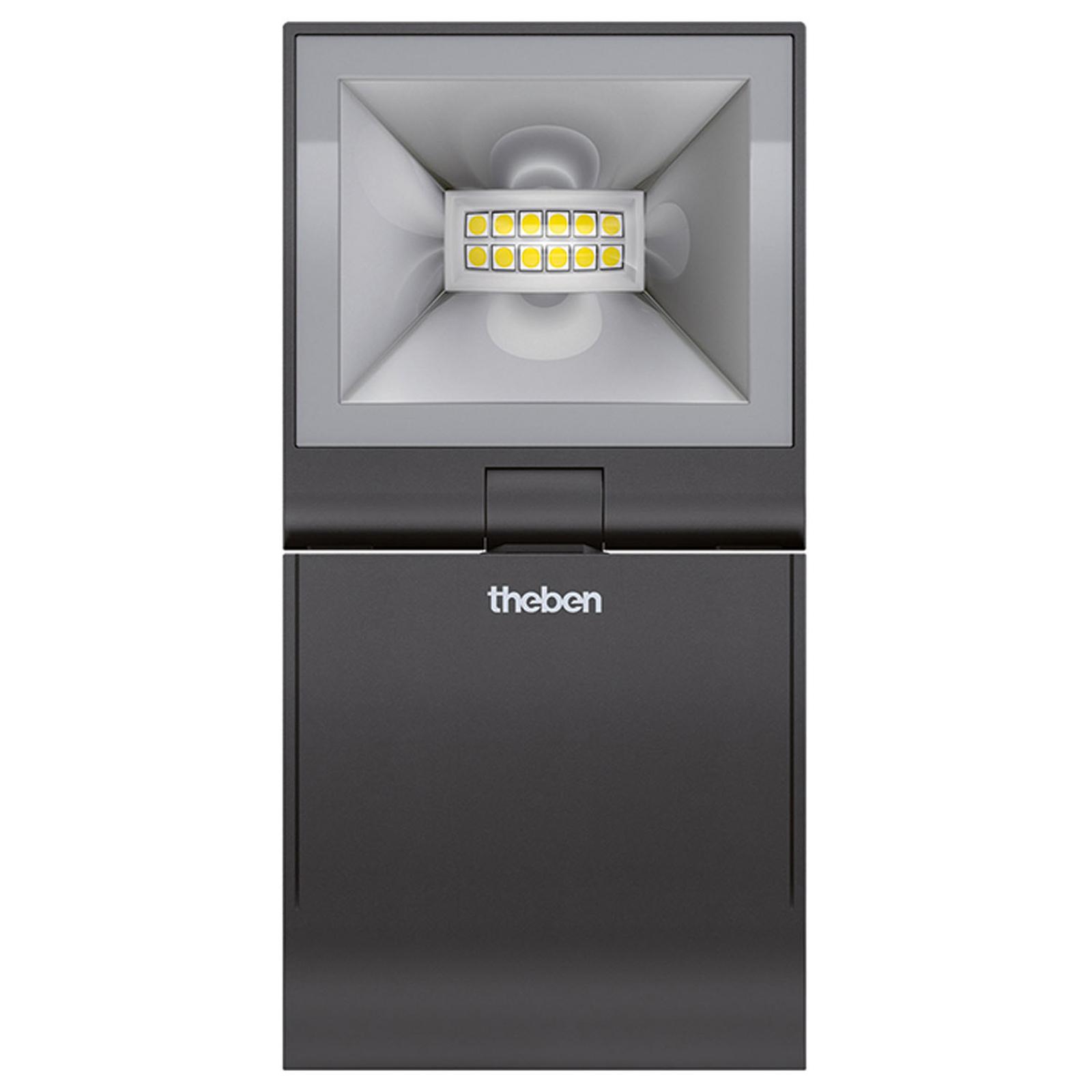 Theben theLeda S10L spot à 1 lampe noir