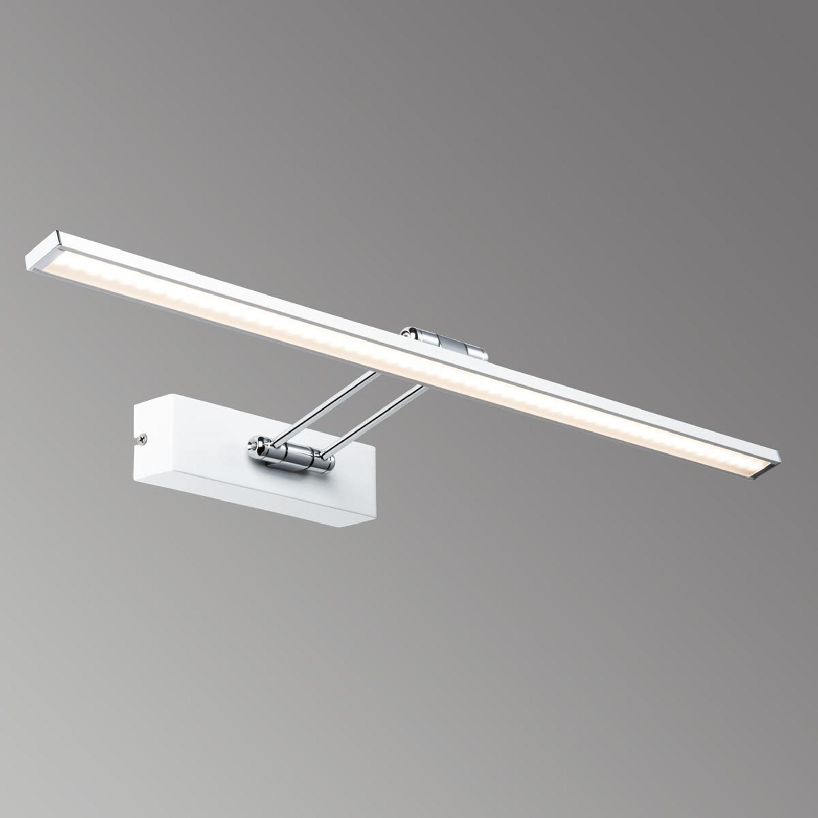 Paulmann Beam Sixty LED-Bilderleuchte in Weiß