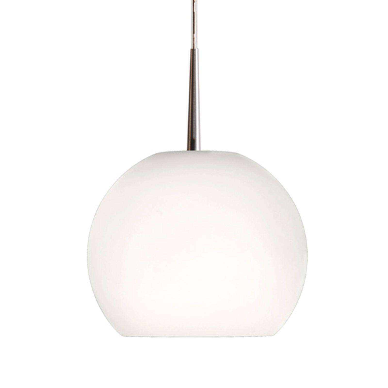 Lampada a sospensione Casablanca Ball a 1 luce