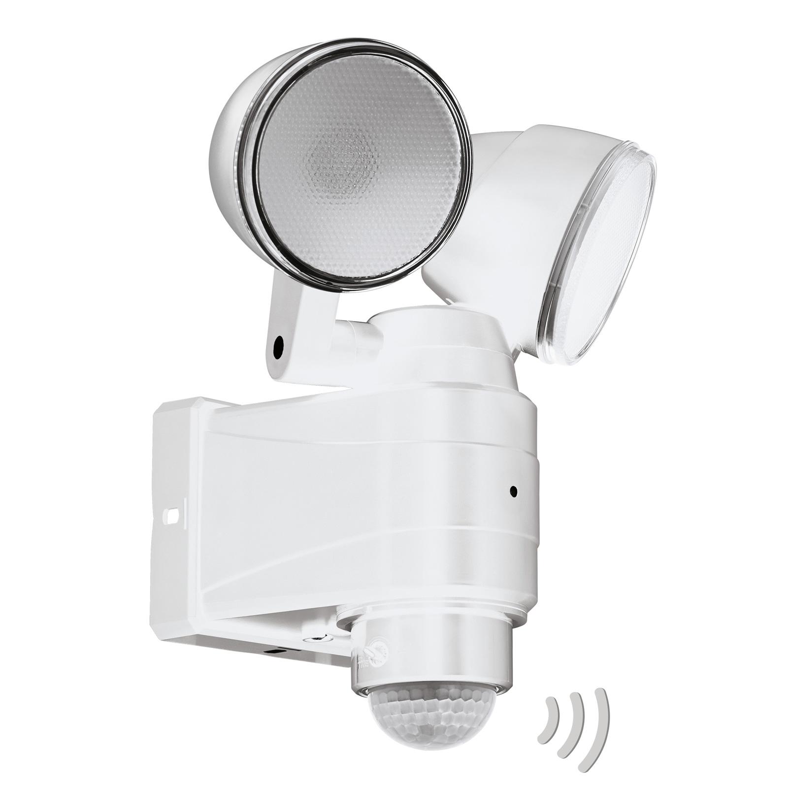 Spot zewnętrzny LED Casabas na baterie 2-pkt biały