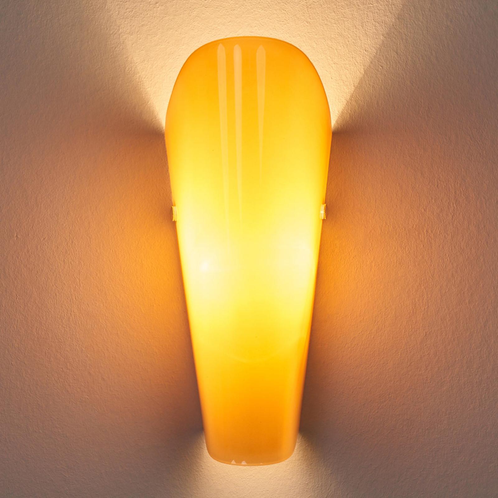 Bloom - applique in 8 colori, versione ambra