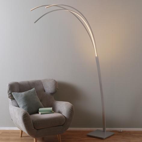 Bopp Bow - lampada LED ad arco, dimmerabile