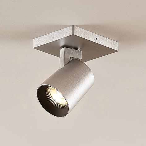 Spot Iavo, justerbar, aluminium, 1 lyskilde