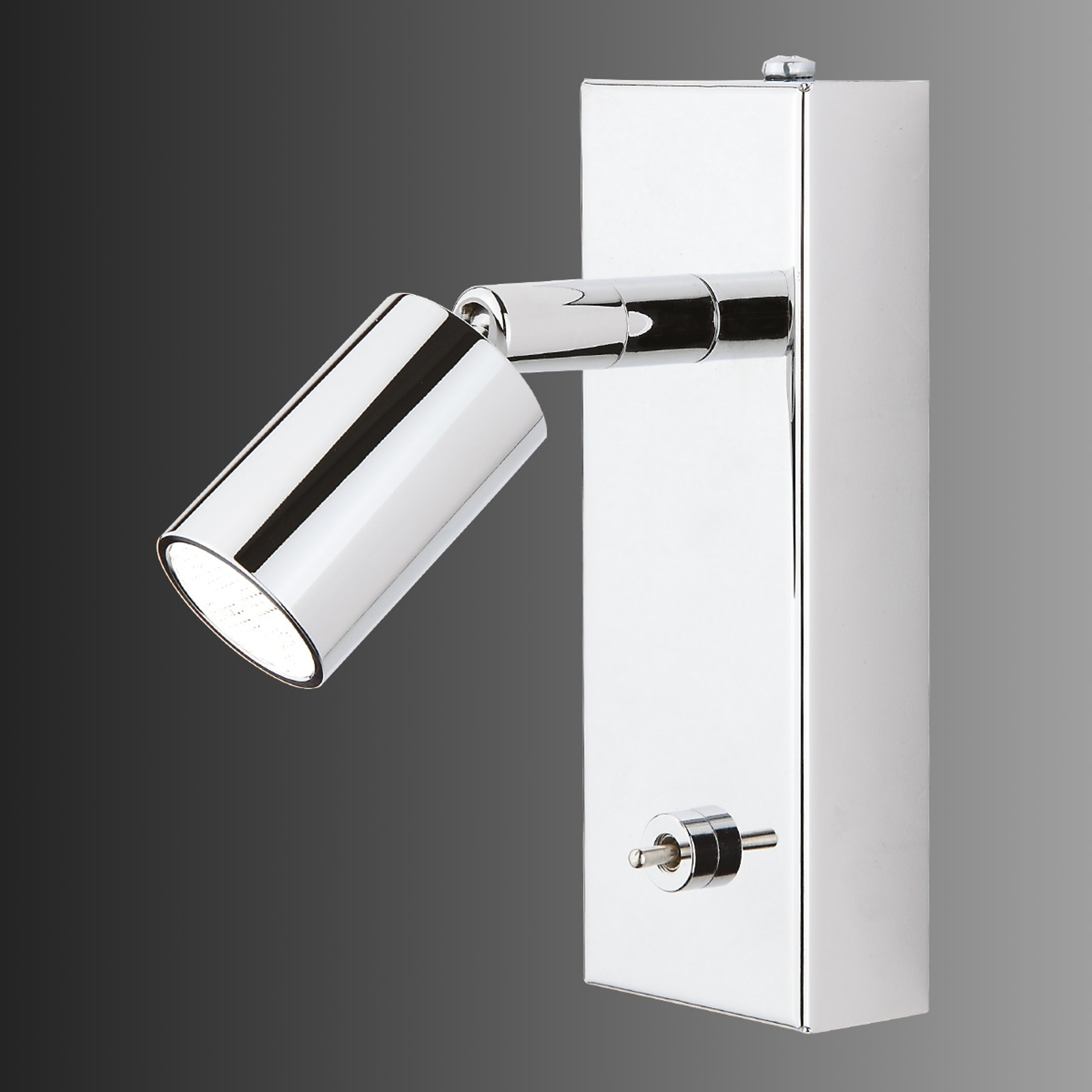 LED wall light Karen with toggle switch_1524094_1