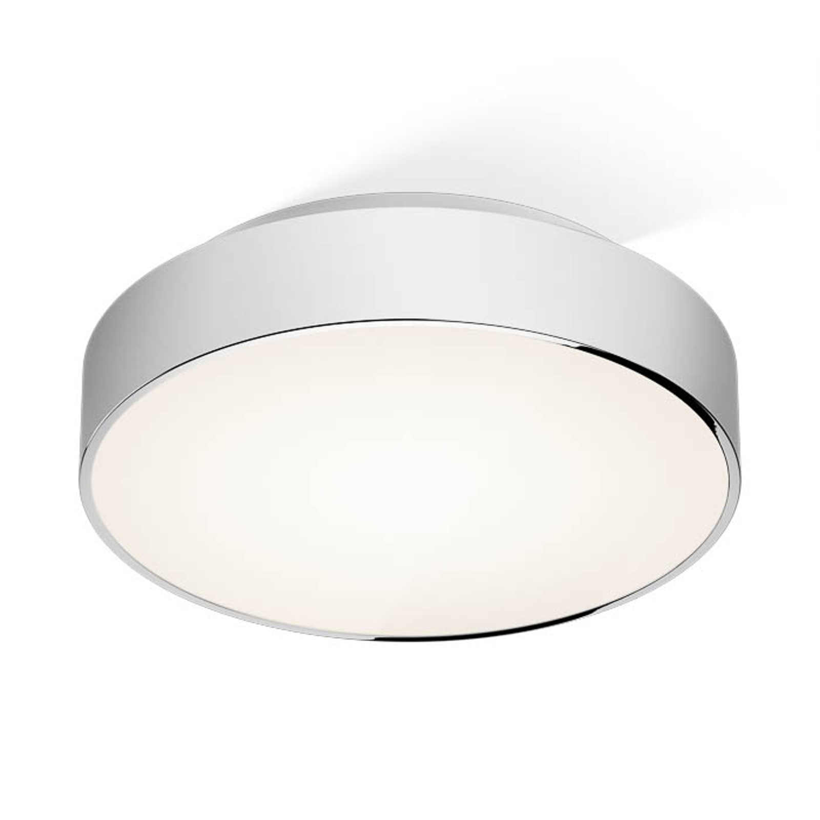 Decor Walther Conect LED-taklampe Ø32cm, krom