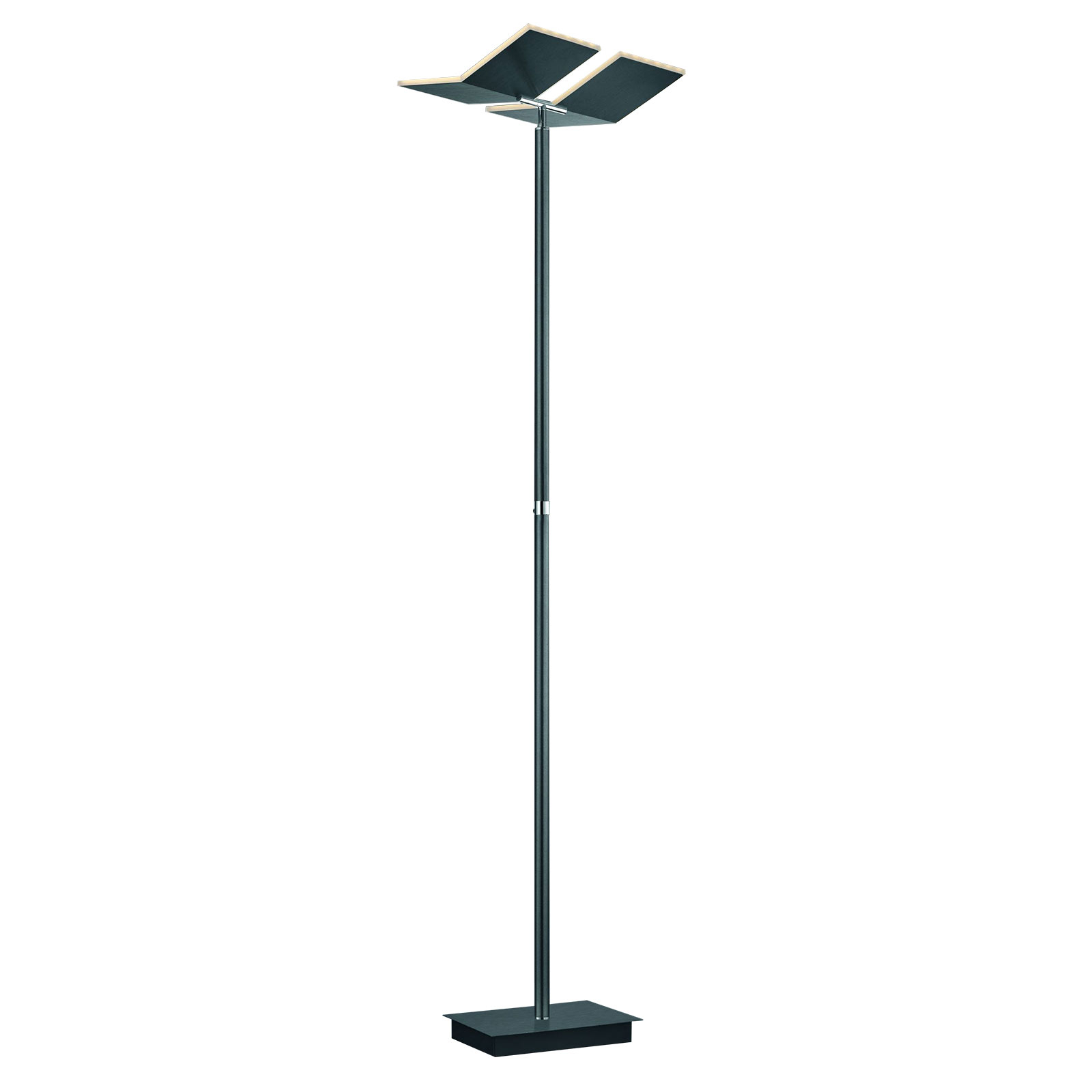 B-Leuchten Domi lampadaire LED, anthracite