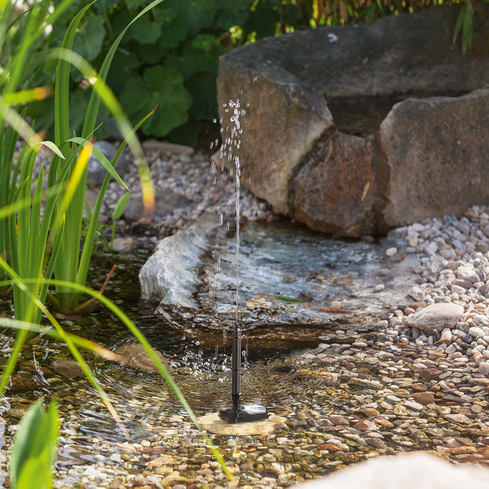 Solcelledrevet pumpesystem Water Splash 2/175