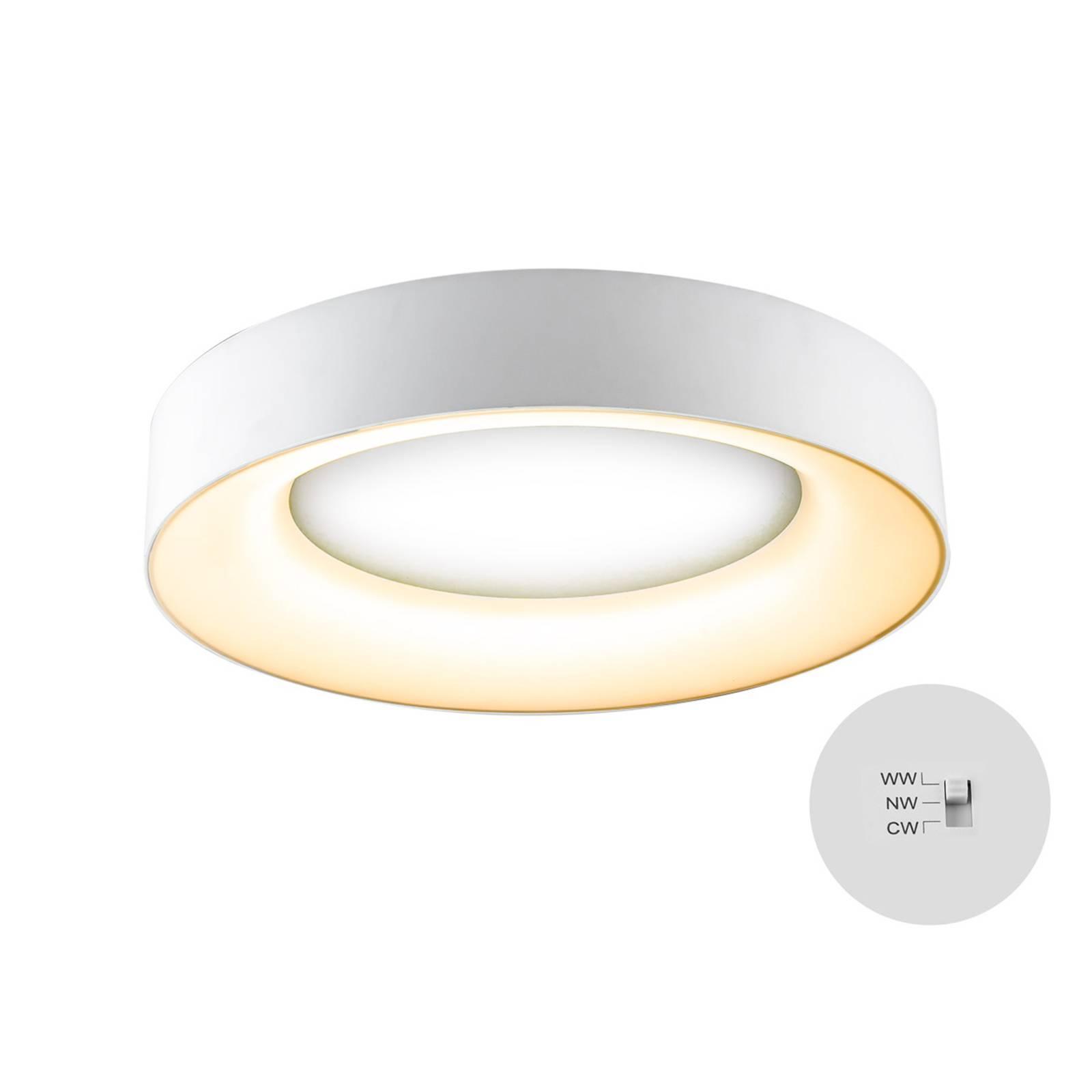 LED-Deckenleuchte R40, Ø 40 cm, weiß