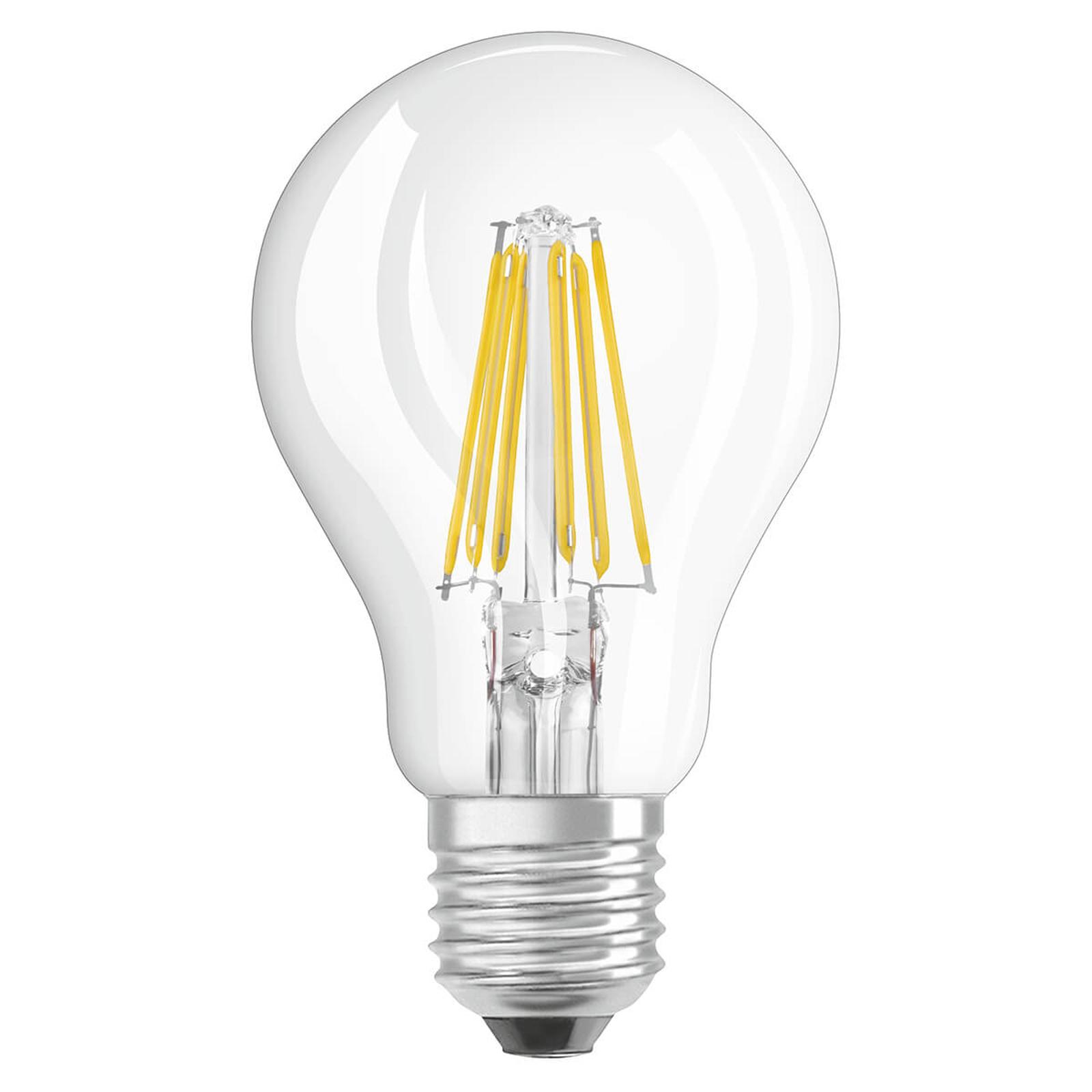 LED-Filament-Lampe E27 7,5W, warmweiß, 1.055 Lumen