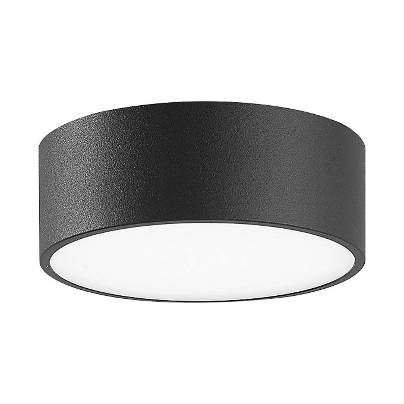 LED-Außenleuchte CMD 9025, Ø 15 cm