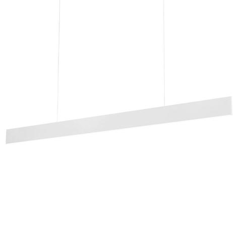 Lámpara colgante LED Gideon, up & downlight blanco