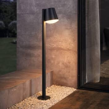 EGLO connect Caldiero-C LED stojací lampa černá