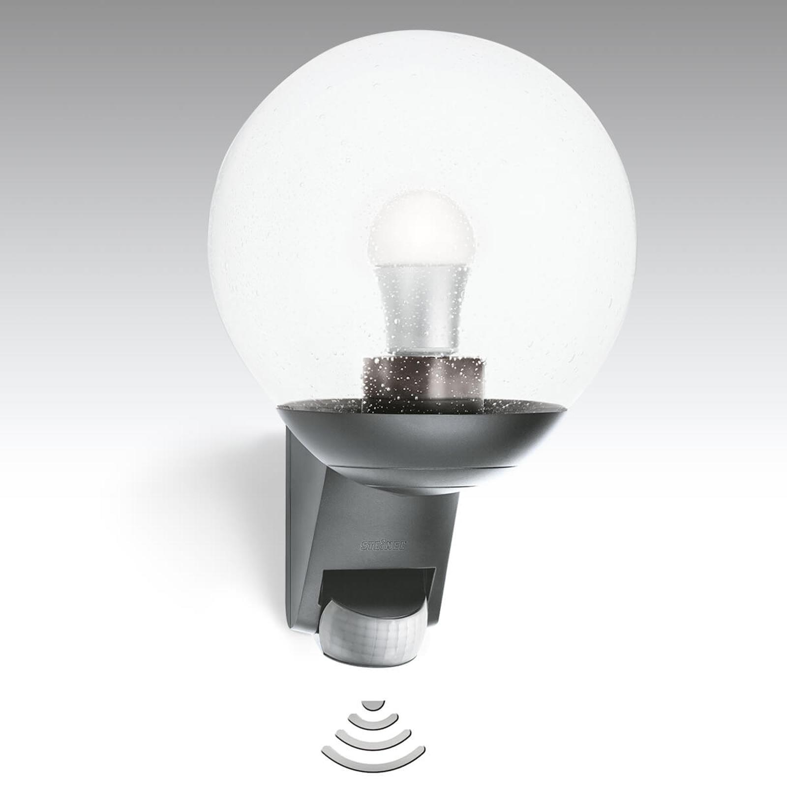 Lampa zewnętrzna L585 z czujnikiem ruchu