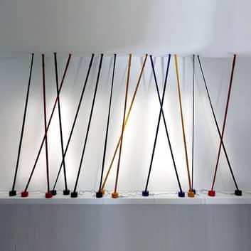 Martinelli Luce Elastica LED vloerlamp als band