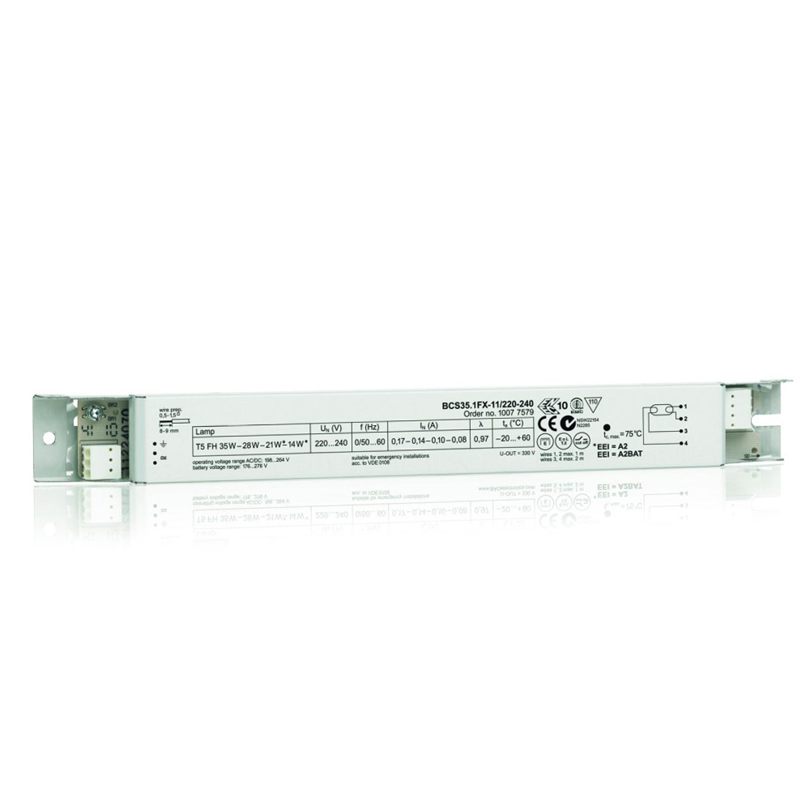 EVG BCS35.1FX-11/220-240 14-35 W T5