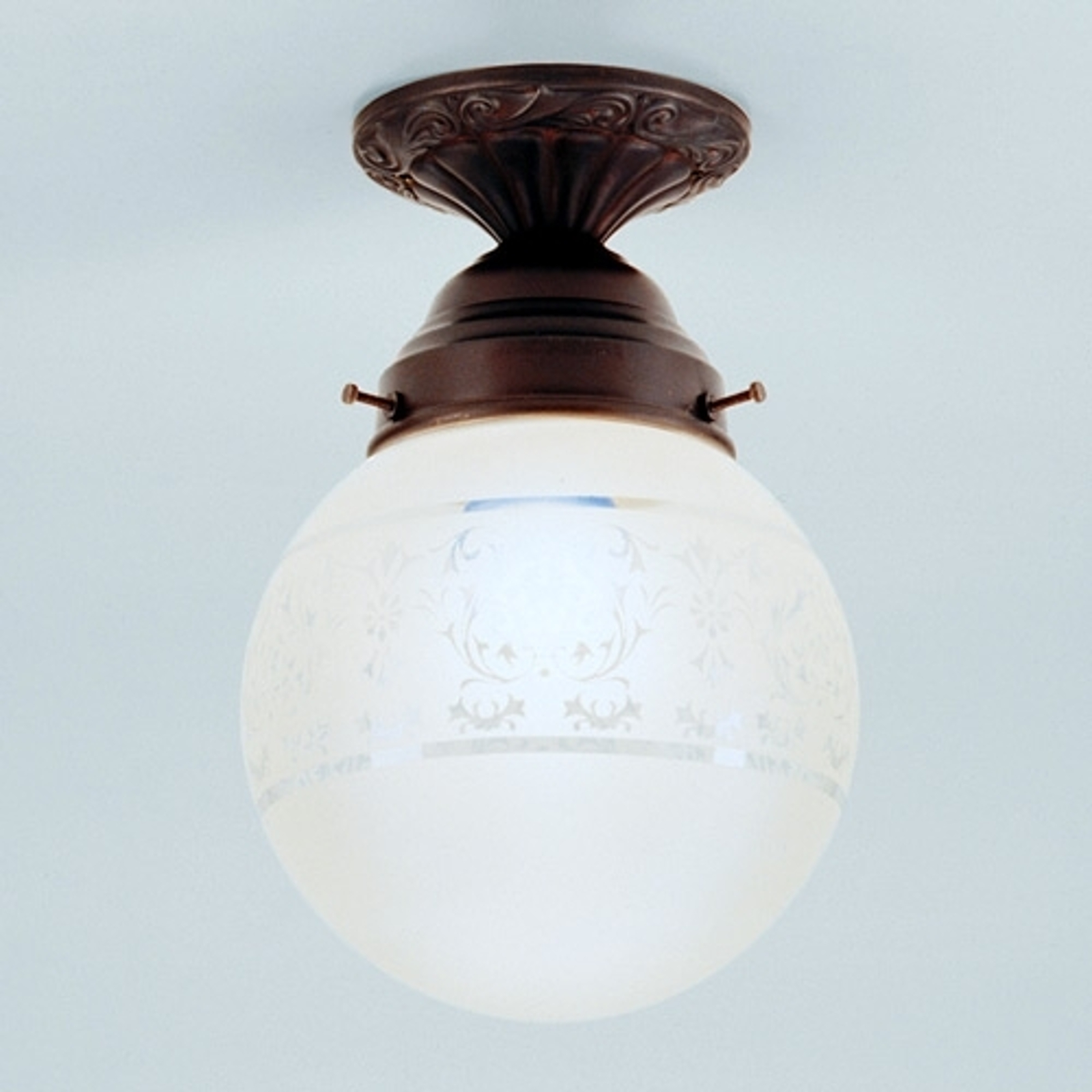 Jack - ručně zhotovené stropní světlo