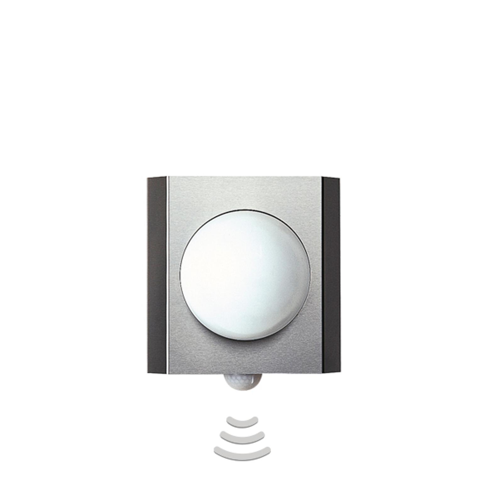 Zewnętrzna lampa ścienna 512 z czujnikiem ruchu